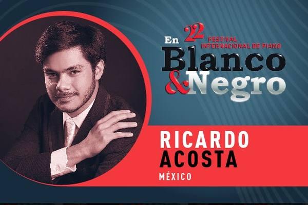 Ricardo Acosta México